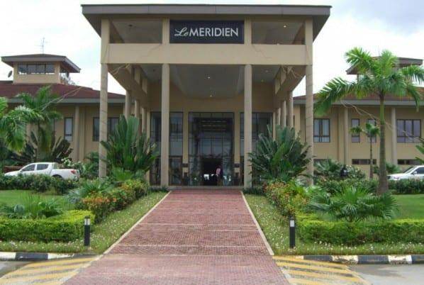 Beautiful places in Nigeria, try Ibom Le Meridien, Uyo