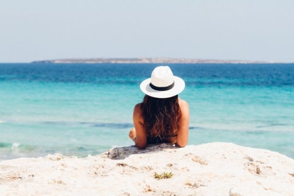 beach vacation: save money for a vacation