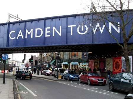 free things to do in Camden London