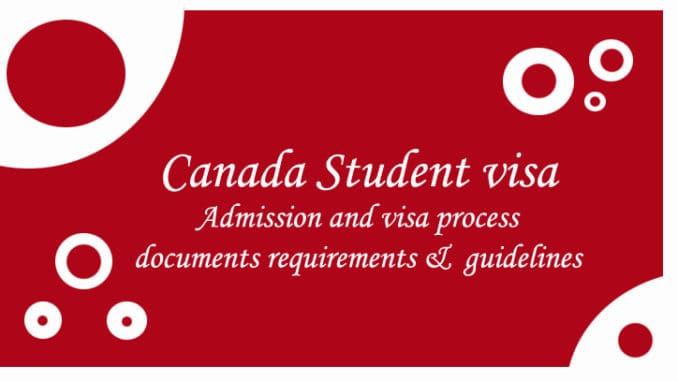 Getting a Canadian Visa with work permit