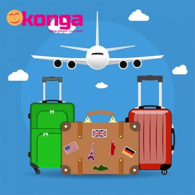 konga vacation packages for Nigerians