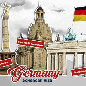 can I get married in Germany with tourist visa?