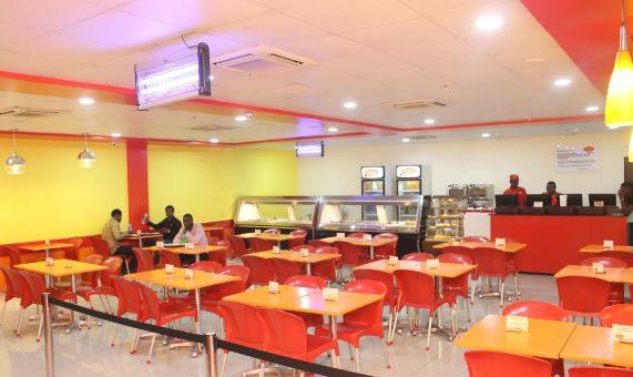 restaurants in Ikoyi