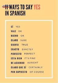 Spanish language ...