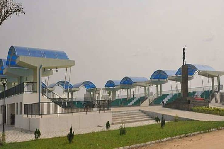 Isaac Boro garden park is a great place to hangout in Port Harcourt to have fun