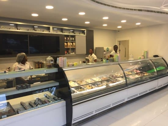 Top Ice Cream Places in Lagos, Hans and René