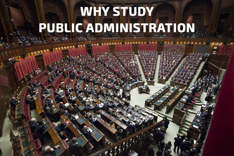 Subjects Combinations for Public Administration