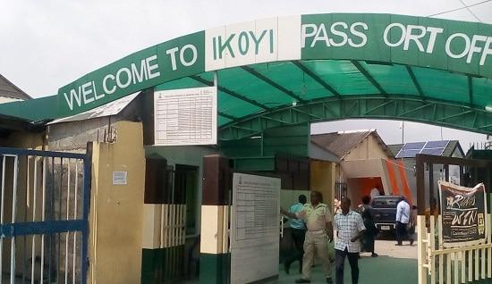Ikoyi Passport Office