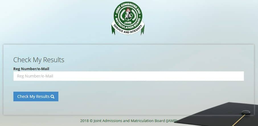 HOW TO LOGIN TO JAMB PORTAL WITH ONLY REGISTRATION NUMBER