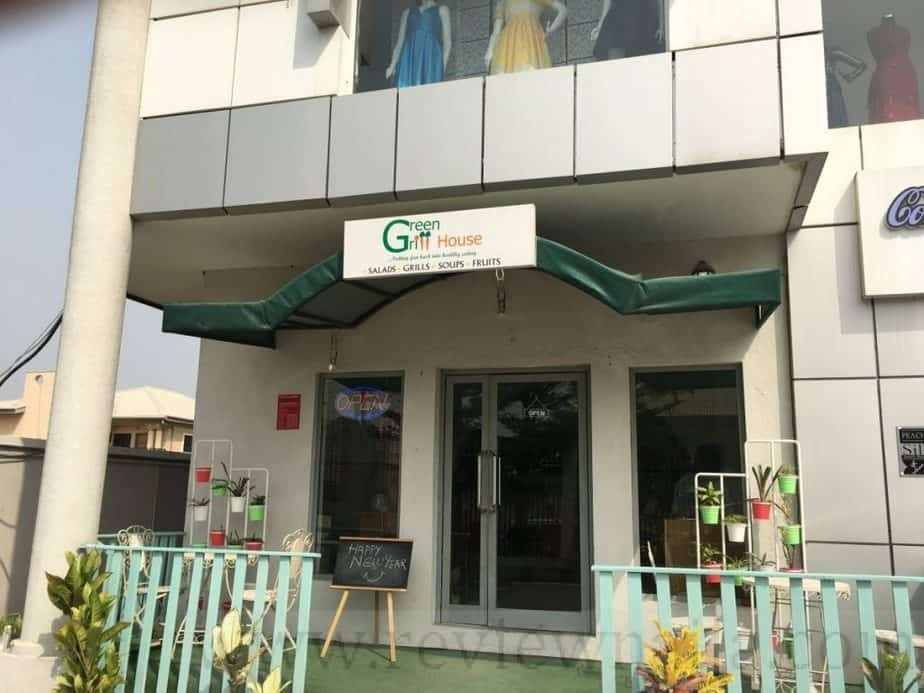 Green Grill House