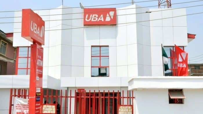 UBA salary structure