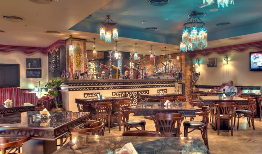 Dar ElKamar is another great location to get Nigerian food in Dubai