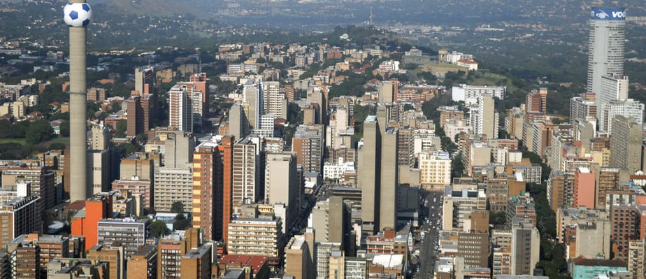South Africa is one of the richest countries in Africa