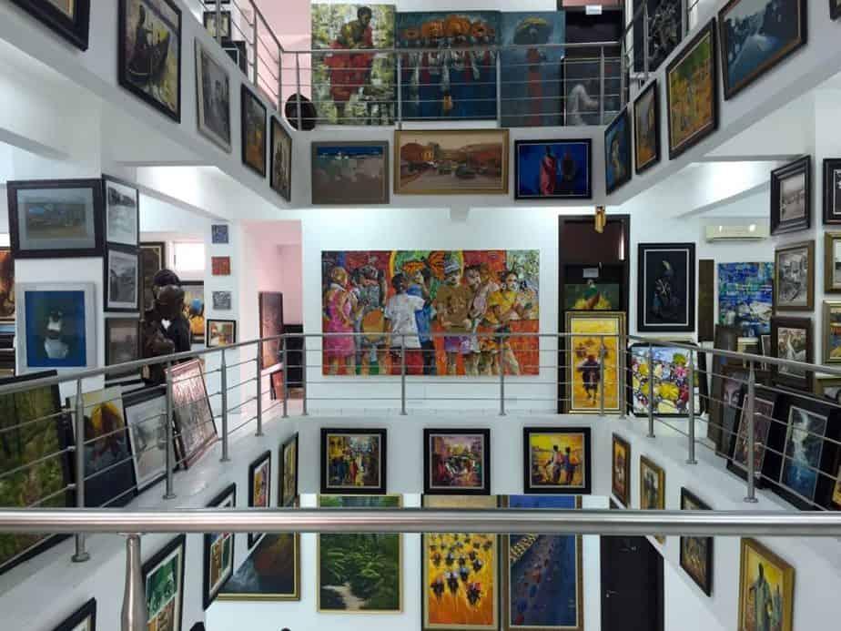 Nike Art Gallery, Lagos