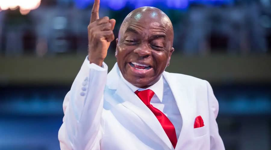 David Oyedepo is the 2nd Richest Pastors in The World