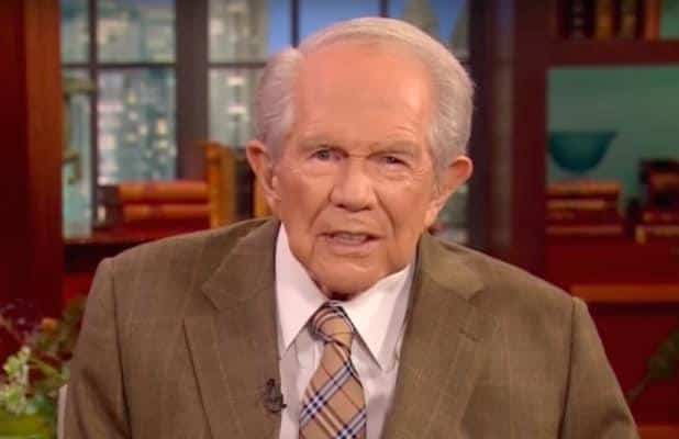 Pat Robertson is the 3rd Richest Pastors in The World