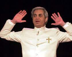 Benny Hinn is the 4th Richest Pastors in The World