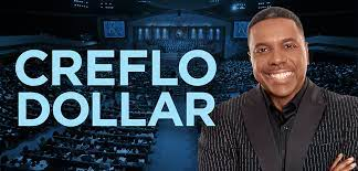 Creflo Dollar is one of the richest pastor in the world