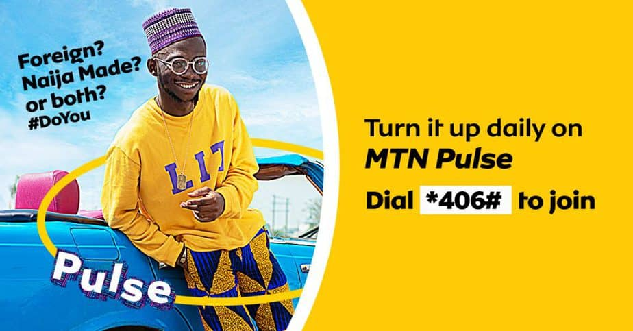 MTN Night Plans For Data and Calls on MTN Pulse