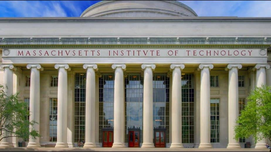 MIT is the Best Universities for PhD in the USA
