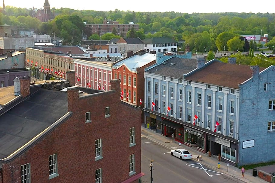 Port Hope remains a heritage community nestled on the Northside shore of the popular Lake Ontario