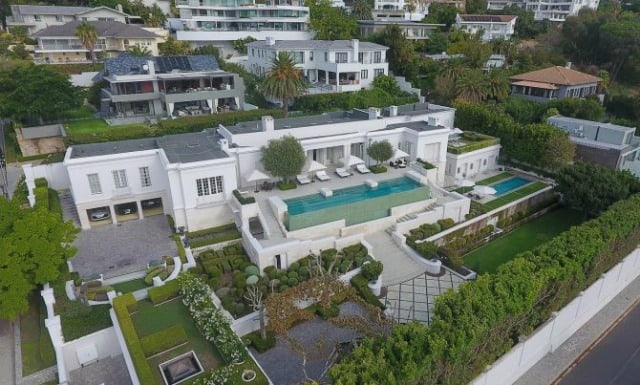 Number 5 on our list of 10 costliest Homes in Africa is House Fresnaye.