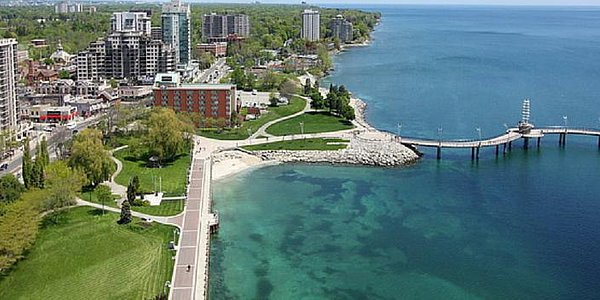 Burlington made the list of the best places to live in Ontario