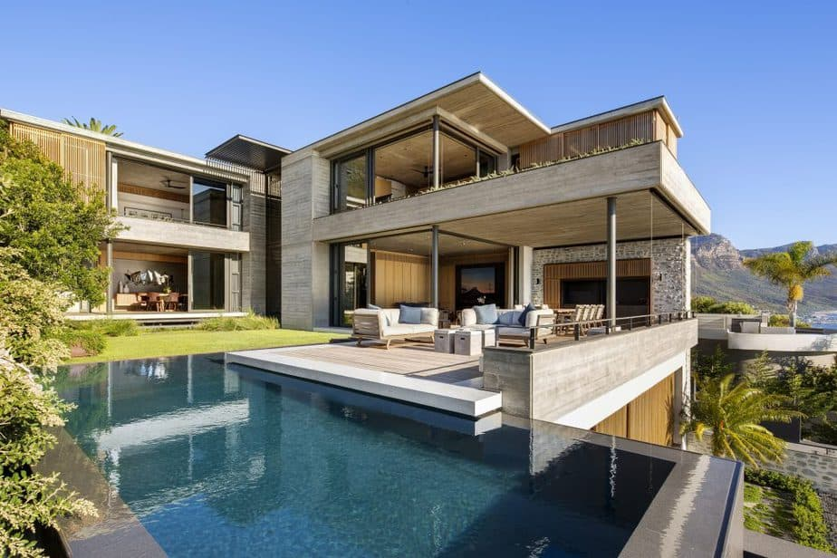 Clifton House at 191 Kloof road is one of the most expensive houses in Africa