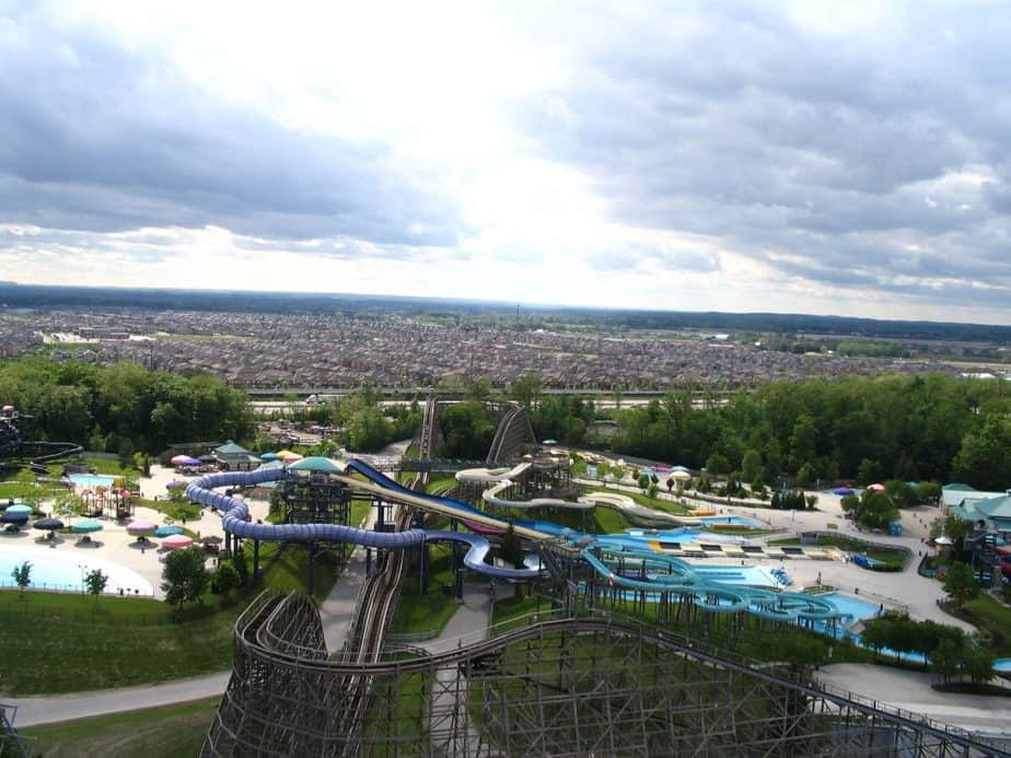 Vaughan is one of the best places to live in Ontario