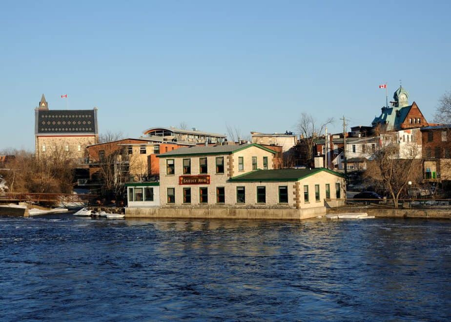 nice places to live in Ontario, Canada is Almonte