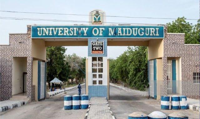 University of Maiduguri, Maiduguri          Centre for Distance Learning online university